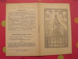 Sainte Anne D'Auray. Reueil De Cantiques. Sd (vers 1900) - Bretagne