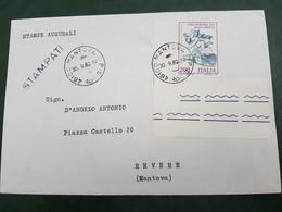(26793) STORIA POSTALE ITALIA 1982 - 6. 1946-.. Repubblica