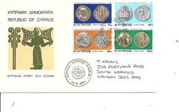 Monnaies ( FDC De Chypre De1977 à Voir) - Coins