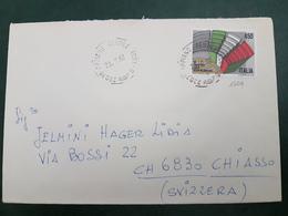 (26803) STORIA POSTALE ITALIA 1982 - 6. 1946-.. Repubblica