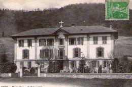 (92)  CPA  Cressier  L' Hospice (Bon Etat) - NE Neuchâtel
