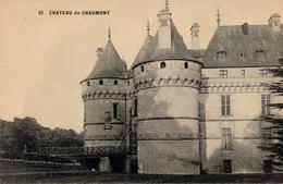 CPA 41 CHATEAU De CHAUMONT - France