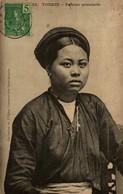 TONKIN FEMME ANNAMITE - Vietnam