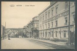 WEPION - L'Hôtel WESTER . - 13772 - Belgique