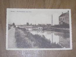 BEERSSE Het Kanaalzicht Naar Oost Anvers Antwerpen België Belgique Carte Postale Postcard Belgium - Beerse