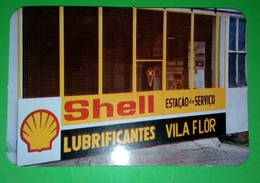 Calendrier De Poche Shell 1989 - Calendars