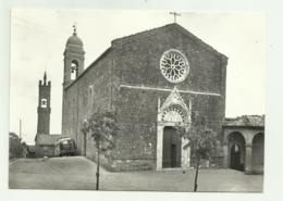 MONTALCINO - CHIESA DI S.AGOSTINO - NV FG - Siena