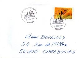 Toulon 2007 - BT Tall Ship's Races - Voilier Bateau Boat Schiff - Marine - Marcophilie (Lettres)