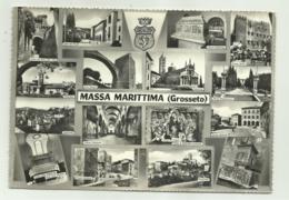 MASSA MARITTIMA - VEDUTINE -  VIAGGIATA FG - Grosseto