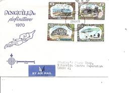 Anguilla ( FDC De 1970 à Voir) - Anguilla (1968-...)