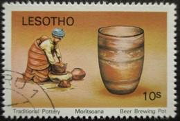 LESOTHO N°402 Oblitéré - Lesotho (1966-...)