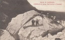 CAVE DI CARRARA-CARRARA-CIRESUOLA-CARTOLINA NON VIAGGIATA ANNO 1915-1925 - Carrara