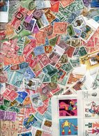 Weltweit / Unsort. Bestand Mit Rd. 500 Werten (10775-40) - Briefmarken