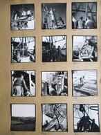 12 PHOTOGRAPHIE : SAINT-GAUDENS FORRAGE USINE INDUSTRIE GAZ CENTRALE METIER REPORTAGE PHOTO NOEL LE BOYER 31 - Saint Gaudens