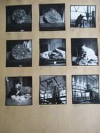 12 PHOTOGRAPHIE : SAINT-GAUDENS FORRAGE USINE INDUSTRIE GAZ PIPE-LINE CENTRALE CAROTTE REPORTAGE PHOTO NOEL LE BOYER - Saint Gaudens