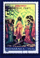 ++ RUMANIA / ROMANIA / ROUMANIE Año 1996 Yvert Nr.4310 Usada Pascua - 1948-.... Repúblicas