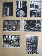 7 PHOTOGRAPHIE : SAINT-GAUDENS FORRAGE USINE INDUSTRIE GAZ PIPE-LINE CENTRALE CAROTTE REPORTAGE PHOTO NOEL LE BOYER - Saint Gaudens