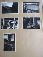 6 PHOTOGRAPHIE : SAINT-GAUDENS FORRAGE USINE INDUSTRIE GAZ PIPE-LINE CENTRALE CAROTTE REPORTAGE PHOTO NOEL LE BOYER - Saint Gaudens