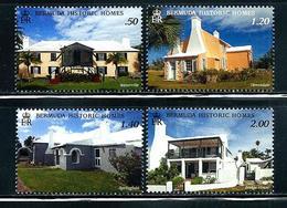 "Bermuda     ""Historic Homes""     Set       New Issue   February-21-2019     MNH - Bermuda"