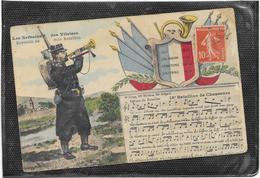 CPM Le Refrain Des Vitriers - Regimenten