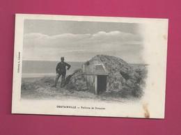 Coutainville - Paillotte De Douanier - Douane
