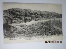 CPA 55 VAUX Devant DAMLOUP Environs De VERDUN , Fort De VAUX , Entrée Du Fort , Les Ruines De La Grande Guerre  1914 18 - Verdun