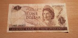 NEW ZEALAND 1 DOLLAR - Nouvelle-Zélande