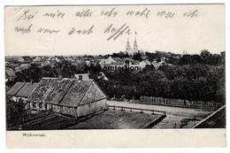 Wylkowiski, Vilkaviskis, Lietuva, Alte Postkarte 1915 - Litauen