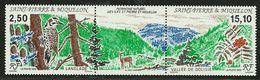 St.Pierre & Miquellon, Save Nature, 1992,  2 Stamps - Francobolli