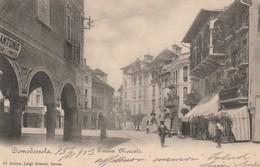 DOMODOSSOLA - PIAZZA MERCATO - Verbania