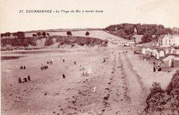 Douarnenez - La Plage Du Ris à Marée Basse - Douarnenez