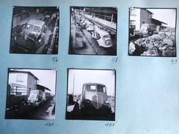 6 PHOTOGRAPHIE : SOCHAUX USINE PEUGEOT CONSTRUCTION AUTOMOBILE 2 CHEVAUX VOITURE INDUSTRIE 25 DOUBS PAR NOEL LE BOYER - Sochaux