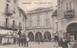 DOMODOSSOLA - TEATRO MUNICIPALE GALLETTI - Verbania