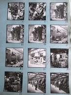 12 PHOTOGRAPHIE : SOCHAUX USINE PEUGEOT CONSTRUCTION AUTOMOBILE VOITURE INDUSTRIE PRESSE PAR NOEL LE BOYER - Sochaux