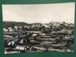 Cartolina Prato M. 625 - Grosseto - Panorama - 1958 - Prato