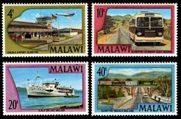 1977 Malawi (4) Set - Malawi (1964-...)