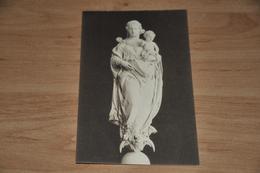8224-    BRUXELLES-MUSEE ROYAUX D'ART ET D'HISTOIRE, VIERGE EN IVOIRE - Musées