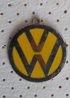 VW Volswagen Car Vintage  Badge Withhout Needle - Volkswagen