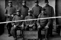62 AUCHEL / CARTE PHOTO / 1914 /  / 6e RIT ( BETHUNE ) / LES ENFANTS D' AUCHEL / 6e REGIMENT D' INFANTERIE TERRITORIALE - Other Municipalities