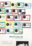 (pagine-pages)PUBBLICITA' OLIVETTI    Epoca1958/397. - Altri