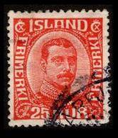 1921 Iceland - 1918-1944 Autonomous Administration