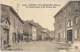 69 LOT 2 A De 8 Belles Cartes Du Rhône ,  état Extra - Postcards