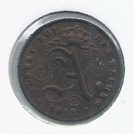 1 Cent 1912 Frans * Prachtig * Nr 5528 - 1909-1934: Albert I