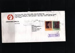 Ecuador 1991 Interesting  Airmail  Cover - Ecuador