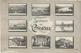 69 LOT 5 A De 8 Belles Cartes Du Rhône ,  état Extra - Postcards