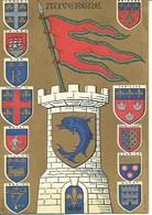 (A) Auvergne - Armoiries Des Villes - Auvergne Types D'Auvergne