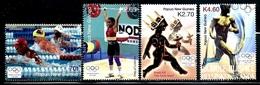 "Papua New Guinea     ""Olympic Games 2004""      Set    SC# 1132-35     MNH - Papua New Guinea"