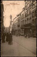 BRUXELLES :   La Rue De La Madeleine - Places, Squares