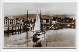 Ramsey Harbour, I.O.M. - Salmon 5150 - Isle Of Man