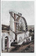 Laxey Wheel, I. Of M. - National Series - Isle Of Man